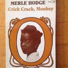 Crick Crack Monkey Vol. 24 by Merle Hodge (1981, Paperback, Reprint)