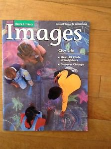 Connections: City Life Images Theme Book 4 (1995, Paperback, Teacher Edition