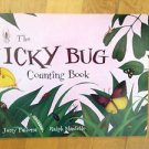 The Icky Bug Counting Book by Jerry Pallotta (1991, Paperback)