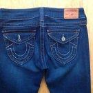 True Religion Women's Dark Wash Jeans  Size 29 Skinny Fit
