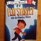 I Can Read Level 2: Flat Stanley and the Haunted House by Jeff Brown (2010, Pape