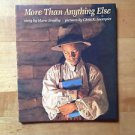 More Than Anything Else by Marie Bradby 2005 Hardcover