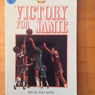Victory for Jamie by Walter Dean Myers (1989, Paperback)