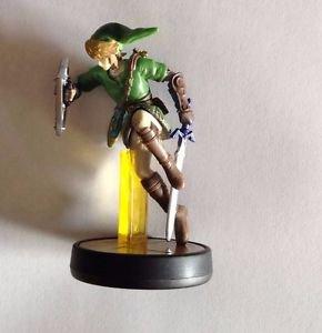 Nintendo Wii U / 3DS   Zelda Amiibo NVL - 001 Model 385000AAAES1