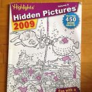 Highlights Hidden Pictures 2009 Vol 4 by Boyds Mills Press Staff 2008,Paperback