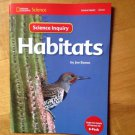 National Geographic  Science Inquiry Habitats by Joe Baron 2011