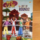 Out of Bounds No. 4 by Bob Lanier and Heather Goodyear (2003, Paperback)