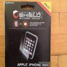 ZAGG Invisible Shield/ Screen Protector for Apple iPhone 3GS  Clear
