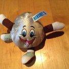 "Hershey's Kiss Candy 7"" Plush Figure 2005"