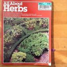 All About Herbs  Ortho Books 1990