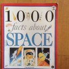 1000 Facts about Space by Pam Beasant (1992, Paperback)