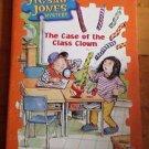 The Case of the Class Clown (Jigsaw Jones Mystery No12) James Preller Scholastic