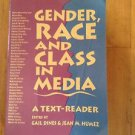 Gender, Race and Class in Media : A Text-Reader (1994, Paperback)