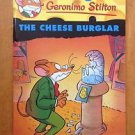 The Cheese Burglar by Geronimo Stilton Scholastic Reading Club 2008