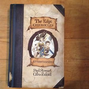 The Edge Chronicles Ser.: Stormchaser Bk. 2 by Paul Stewart and Chris Riddell...