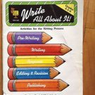 Write All About It Grades 4-5-6 TCM 592 Tracher Created Materials 1993