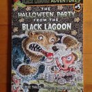 The Halloween Party from the Black Lagoon by Mike Thaler Paperback Scholastic