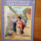 Adventures of Tom Sawyer by Mark Twain Troll Illustrated Classics 1999 Paperback