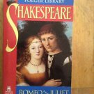 Romeo and Juliet by William Shakespeare (1992, Paperback)