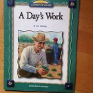 Teachers Resource A Days Work by Eve Bunting Perfection Learning Grades 3-5