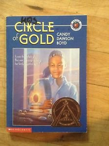 Circle of Gold 3 by Candy Dawson Boyd (1996, Paperback)