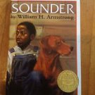 A Trophy Bk.: Sounder by William H. Armstrong (2002, Hardcover Reprint)