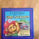 Corduroy Goes to the Fire Station by Lisa McCue (2003, Hardcover)