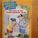 A Jigsaw Jones Mystery The case of the Stolen Baseball Cards by James Preeller