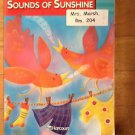 Harcourt School Publishers Trophies Ser.: Sounds and Sunshine : Intervention...