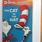 Dr. Seuss The Cat In The Hat  DVD The Animated Televised Classic