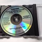 Toshiba Recovery Disk  and Applications / Drivers DVD Satellite A80/A85 Series