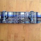 Kryptonics Plaid Skateboard  31 inches by Bravo Sports