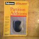 Fellowes Partition Additions Clip , Organize Cubicle Office Depot