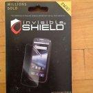 ZAGG Invisible Shield/ Screen Protector for Motorola Atrix  Clear