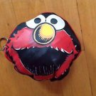 Elmo Key Chain Pouch Convertible to a 17 X 16 HandBag/ Tote/  by Sesame  Street