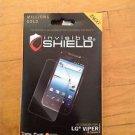 ZAGG Invisible Shield/ Screen Protector for LG Viper  Clear