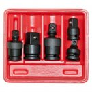 "OEM Tools - 5 Piece 3/8"" and 1/2"" Drive Impact Accessories Set"