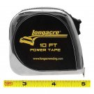 """Longacre - 10' x 1/4"""" Tire Tape Measure"""