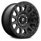 16x8 FUEL Wheels +1 | 6x139.7 | 108 VECTOR 1PC Rims Matte Black (Set of 4)