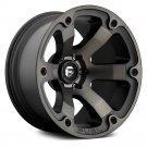 18x9 FUEL Wheels +1 | 5x127 | 78.1 BEAST Rims Black (Set of 4)