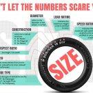 BFGOODRICH Tire 245/40ZR18 97Y G-FORCE COMP-2 A/S All Season / Performance