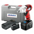 "ACDelco - 1/2"" Drive 18V Impact Wrench with Digital Clutch"