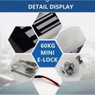 Maglock 60kg/132lbs 12/24VDC Electric Magnetic Lock Gate Entry Access Control