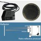 Lockmaster LM104 32ft Photo Eye Photocell 12/240V DC/AC Beam Sensor Gate Openers