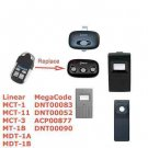 Linear / MegaCode 318MHz 3-Button Garage Remote Control MCT-1/MCT-11/MCT-3/MT-1B