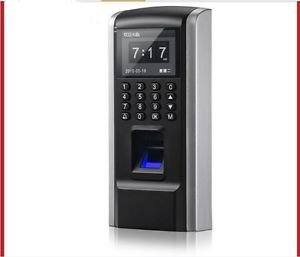 Sebury F8 Anti-Vandal Wired Standalone Biometric Mini Fingerprint RFID Keypad