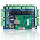 4 Door Access Control Panel Board w/ Power Supply Box Ethernet TCP/IP Door Locks