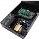 2 Door Access Control Panel Board w/ Power Supply Box 12V 7AH Battery Incl Locks