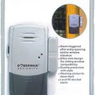 Doberman Security SE-0101C Magnetic Window/Door Defender w/ Chime Vibrate Alarm