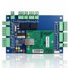 2 Door Access Control Panel Board w/ Power Supply Box Ethernet TCP/IP Door Locks